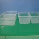650ml square container